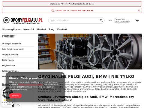 Oponyfelgialu.pl