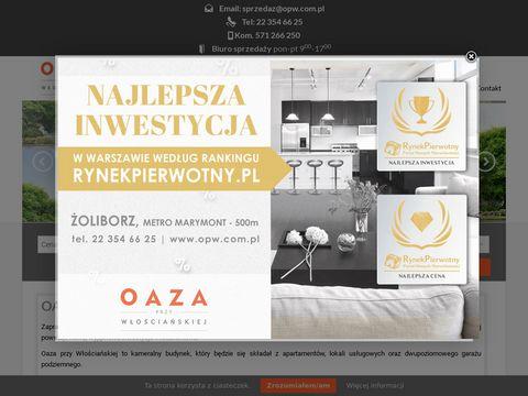 Opw.com.pl - mieszkania Żoliborz