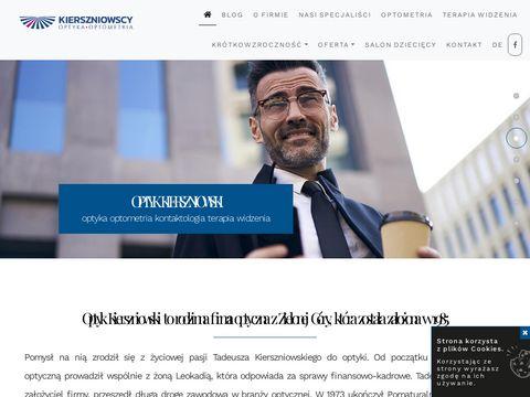 Optyk Kierszniowski optyk