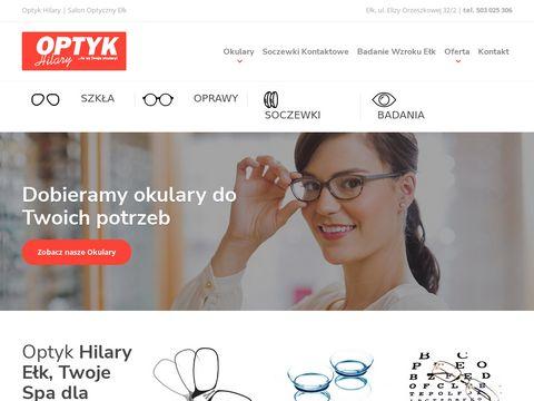 Optykhilaryelk.pl zakład
