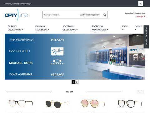 Optyline.pl Ray Ban okulary
