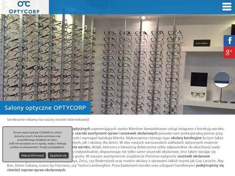 Wiesław Bielawski Optycorp optyk Warszawa