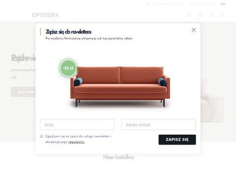 Optisofa - producent mebli tapicerowanych