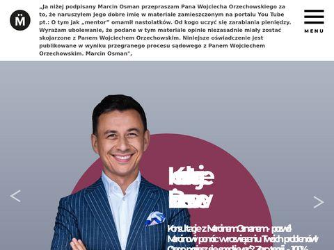 Osman.pl - doradca biznesowy