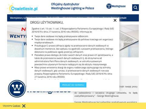 Oswietlenie.pl sklep internetowy