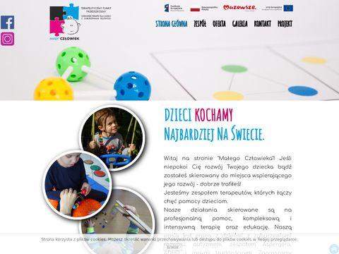 Osrodekmalyczlowiek.pl - masaż Shantala