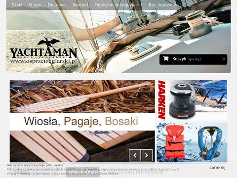 Yachtaman internetowy sklep żeglarski