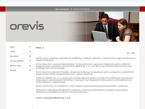 Orevis pomoc w zakładaniu firmy Niemcy