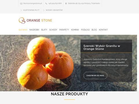 Orangestone.pl - Granit