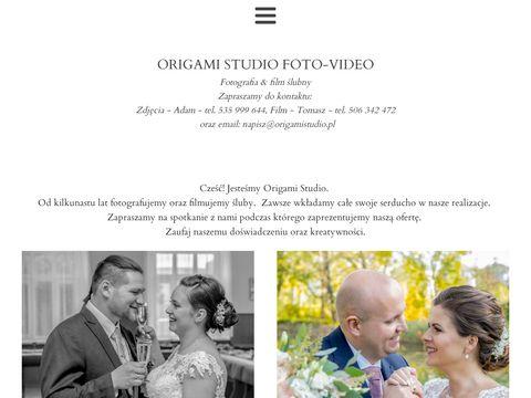 Origamistudio.pl Twój kamerzysta i fotograf
