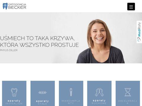 Becker ortodonta Żory