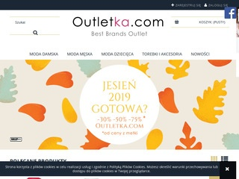 Outletka.com Odzieżowy Outlet Internetowy Online