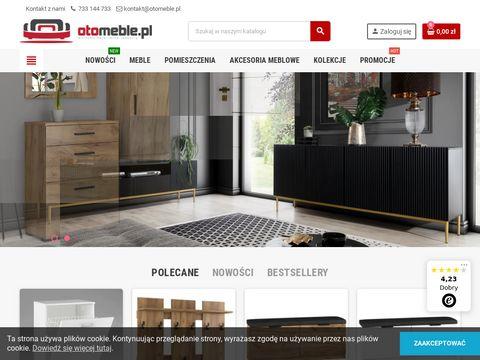 Otomeble.pl tanie meble do domu