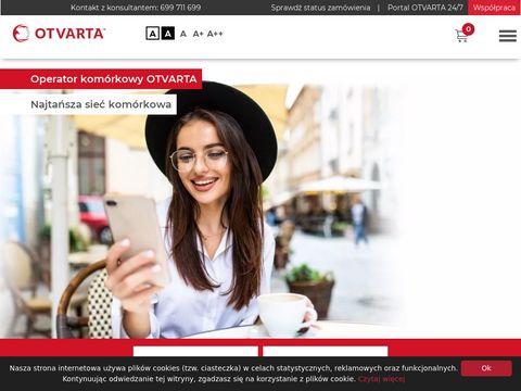 Otvarta.pl bezprzewodowy internet LTE