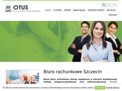 Otus-podatki.pl biura rachunkowe