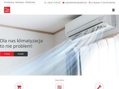 Nieproblem.pl - klimatyzacja