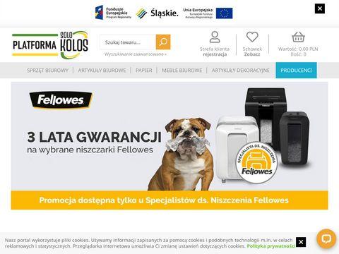 Niszczarkaideal.pl dokumentów