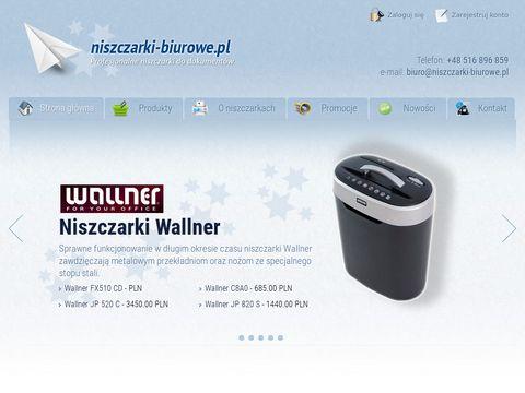 Niszczarki-biurowe.pl - niszczarki Kobra