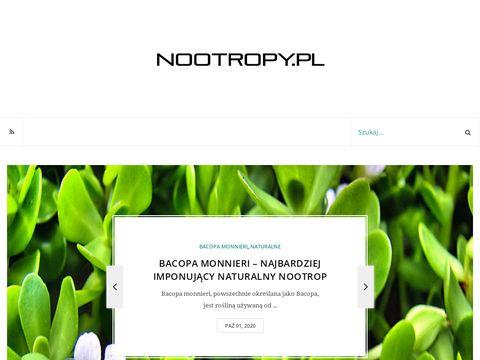 Nootropy.pl - blog