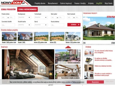 Nowydom.pl - kup projekt domu