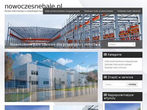 NowoczesneHale.pl