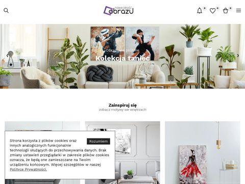 Nowajakoscobrazu.pl - fotoobrazy sklep internetowy