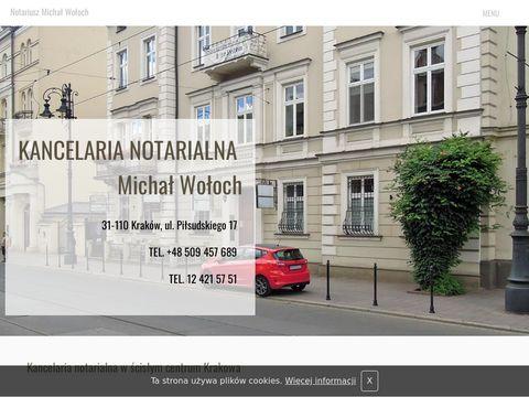 Kancelaria notarialna notariuszchlanda.pl