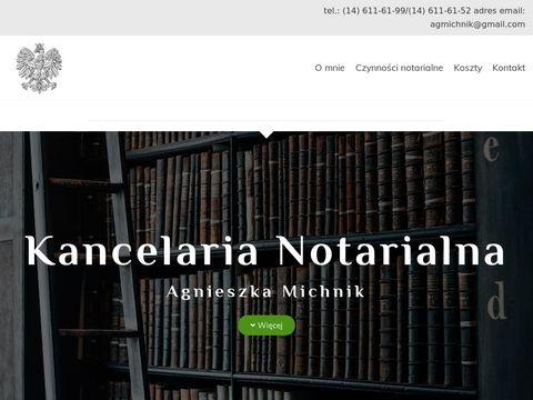 Notariuszbochnia.com Kancelaria Notarialna Brzesko