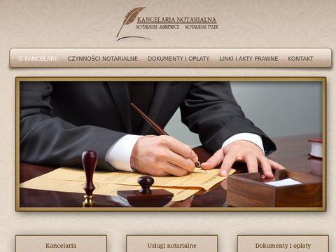 Kancelaria notarialna s.c. notariuszekrakow.eu