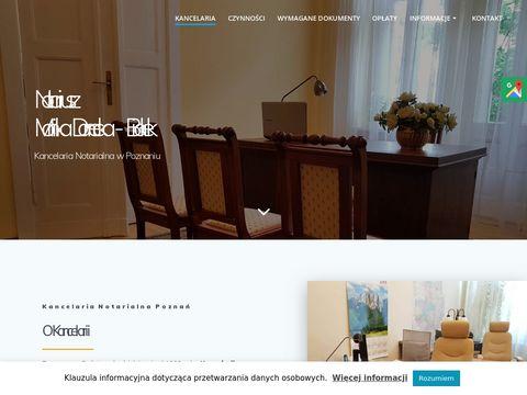 Notariusz-danecka.pl