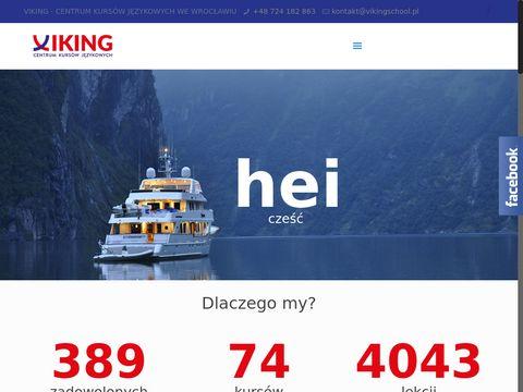 Norweskiwroclaw.pl intensywny kurs norweskiego