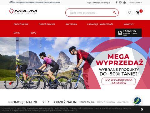 Nalinisklep.pl stroje kolarskie