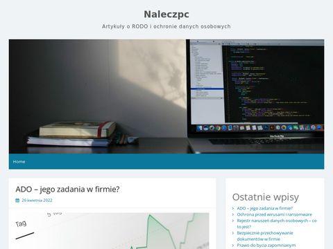Nałęcz-PC naprawa komputerów Łódź