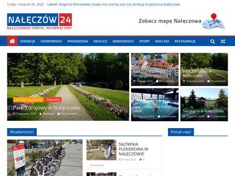 Naleczow24.pl - nałęczowski portal informacyjny