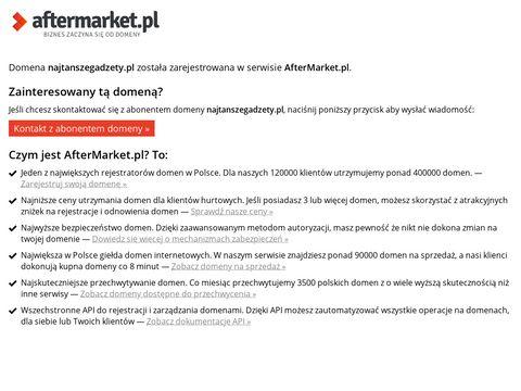Najtanszegadzety.pl najtańsze gadżety reklamowe