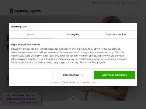 Najtaniejuagenta.pl - OC samochodu