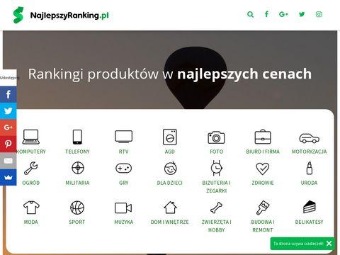 Najlepszyranking.pl - rankingi i testy