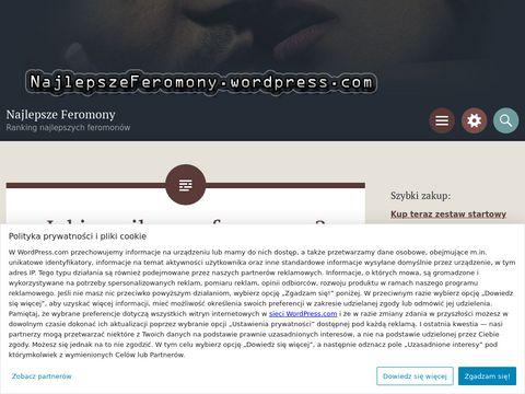 Najlepszeferomony.wordpress.com