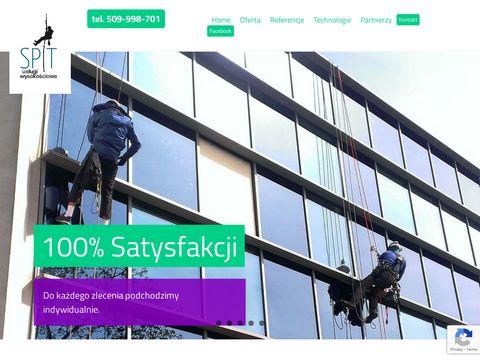 Nawysokosci.krakow.pl usługi alpinistyczne