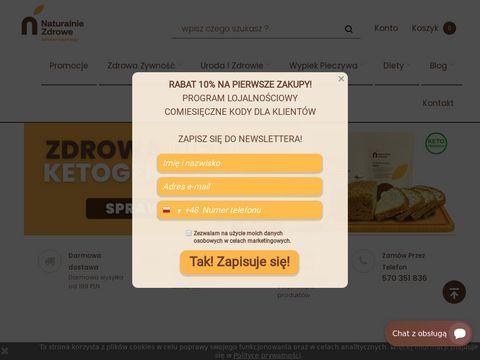 Naturalniezdrowe.pl produkty