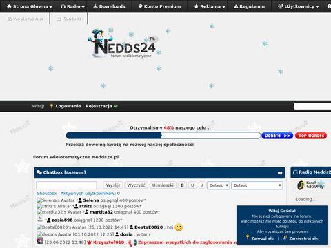 Nedds24.pl - forum wielotematyczne