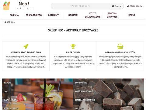 Neo.sklep.pl - żywność ekologiczna