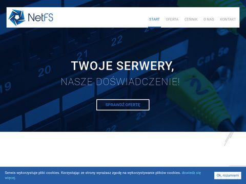 NetFS.pl - administracja serwerami i wsparcie IT