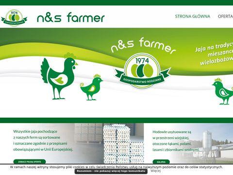 NS Farmer - producent jaj