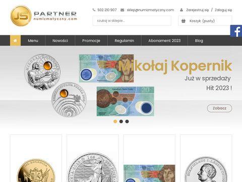 Numizmatyczny.com złote monety