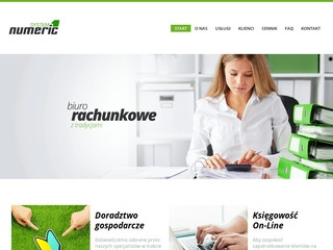 Numeric.pl księgowość on-line