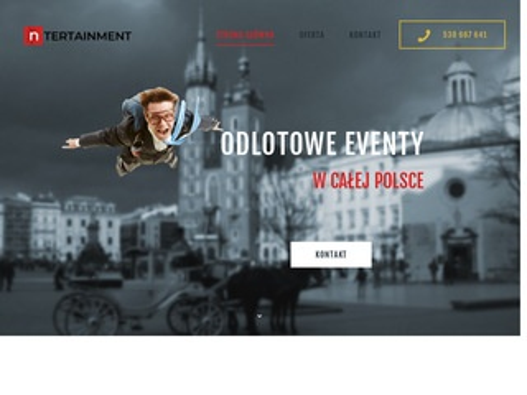 Ntertainment.pl agencja eventowa w Krakowie
