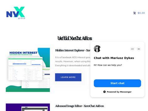 Nvxgroup.com serwis komputerowy Poznań
