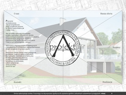 A-projekt architekt Kraków - projekty domów