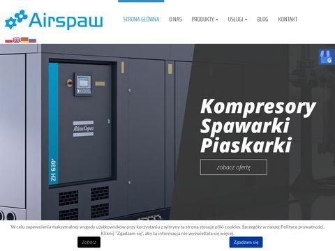 Airspaw.pl - spawarki